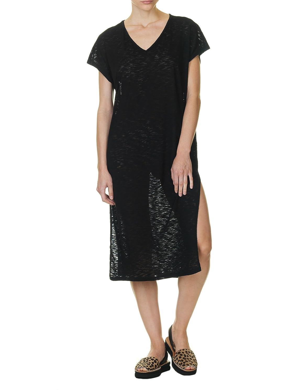 Glamorous Women's Women's Black See-Through Dress