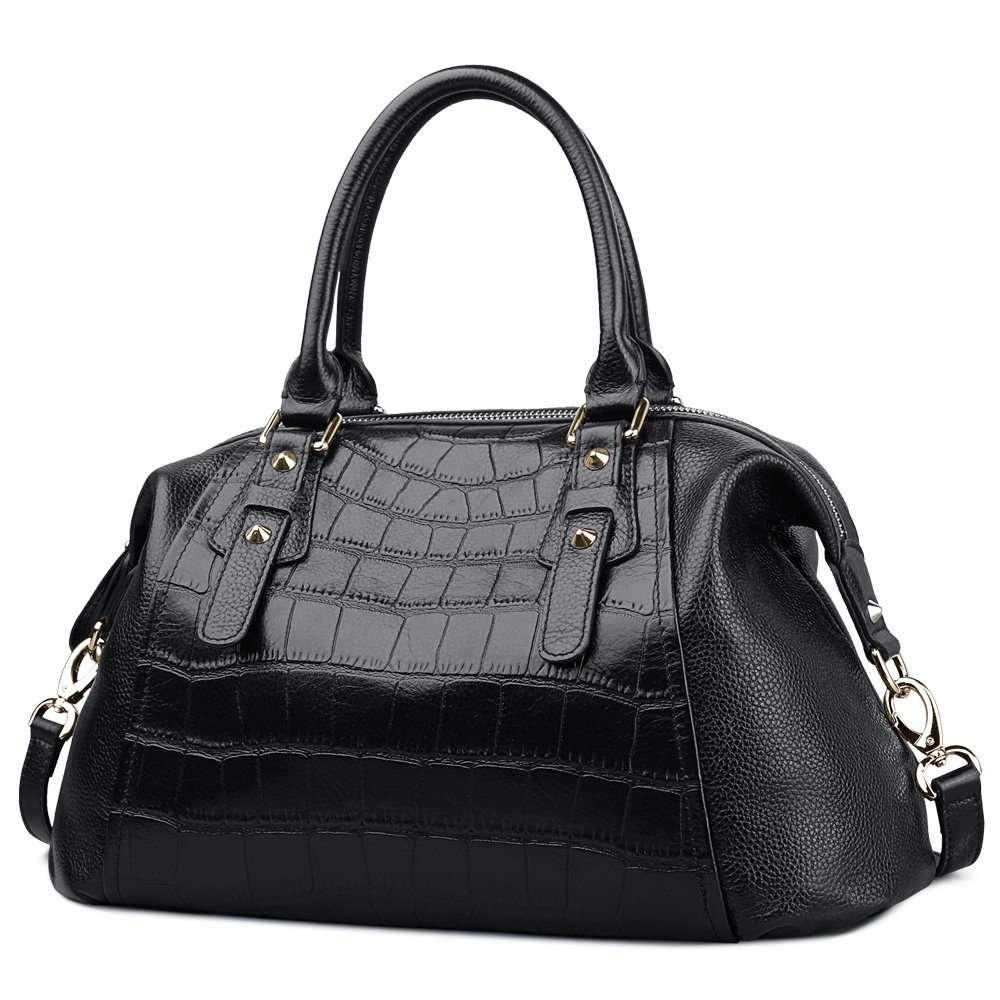 5369a29c8309 ZOOLER Leather Handbags for Women Crossbody Bags Large Capacity Purse