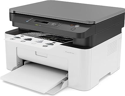 HP Laser MFP 135w - Impresora láser multifunción (imprime, copia y ...