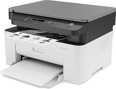 HP Laser MFP 135w - Impresora Multifunción (Laser, Impresión ...