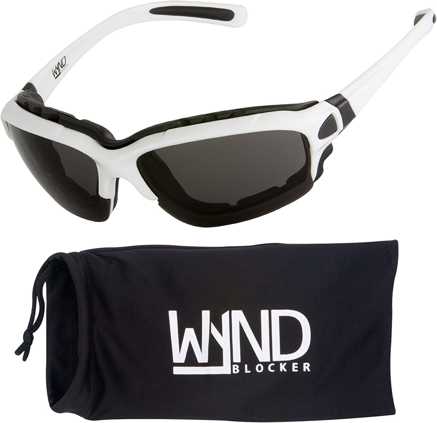 WYND Blocker Motorcycle Riding Glasses Extreme Sports Wrap Sunglasses