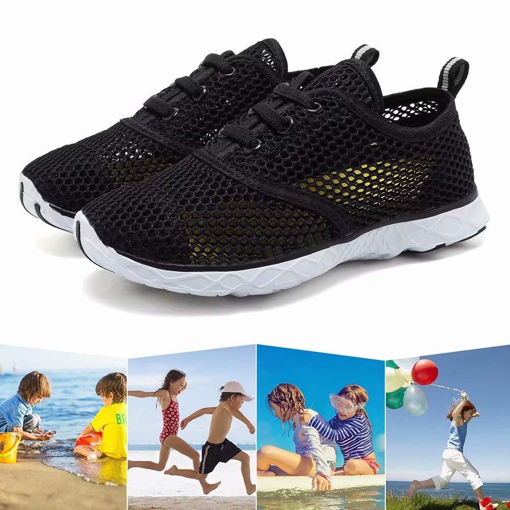 Outdoor Recreation DESTURE Kid Water Shoes Girl & Boys Lightweight Quick  Dry Sport Aqua Shoe Outdoor Athletic Sneakers Sports & Outdoors  medresa.edu.rs