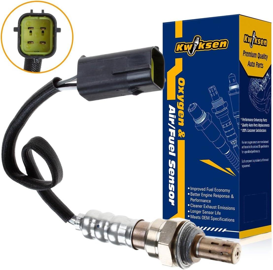 4pcs O2 Oxygen Sensor Downstream For Infiniti QX80 QX56 Nissan Maxima NV3500