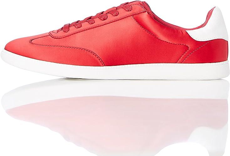 Marca Amazon - find. Mujer Zapatillas: Amazon.es: Zapatos y complementos