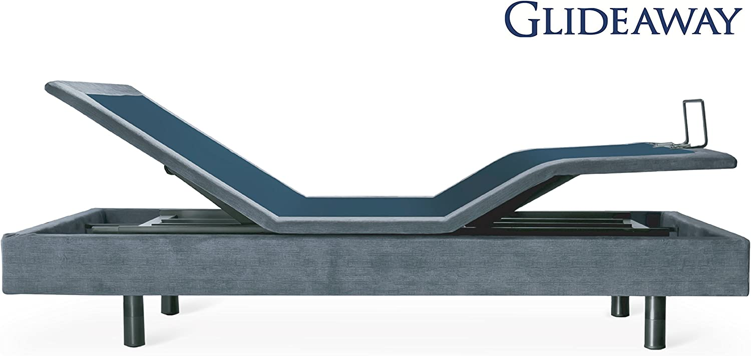 Queen Glideaway Ascend Adjustable Bed with Elevate LIFTALL Sizes