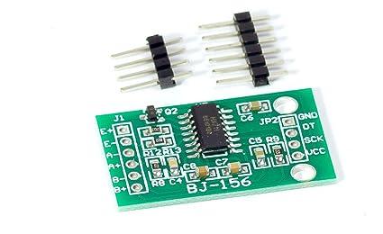 24 bits analógico digital AD de corriente HX711 para Arduino Rasperry Pi DIY Báscula