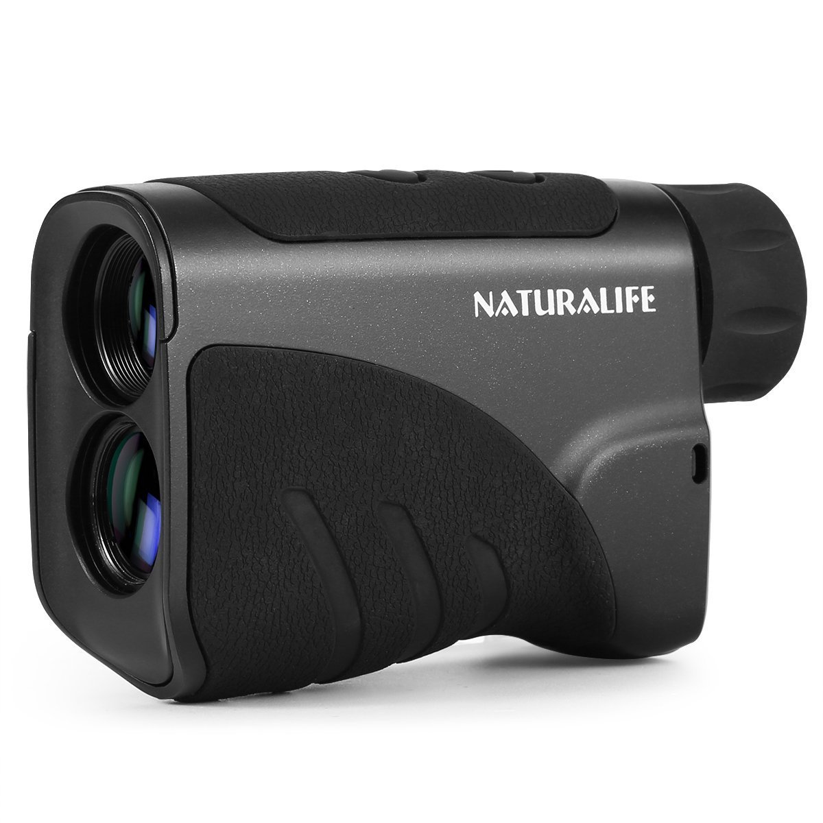 Naturalife Golf Laser Rangefinder, Hunting Laser rangefinder, Multifunctional Vertical Range Finder for Outdoor Activities, 656 Yard Range