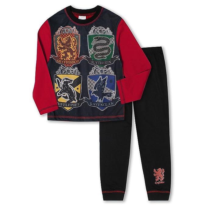 b8943be04 Harry Potter Kids Childrens Boys Girls Pyjamas/Shorties, Various Styles:  Amazon.co.uk: Clothing
