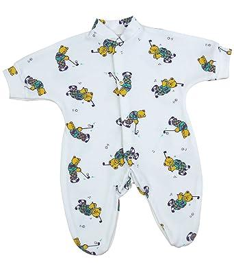 Babyprem Baby Sleepsuit Babygrow Golf Teddy Boys Clothes New Baby Infant  0-3 Months 786050d6ee62