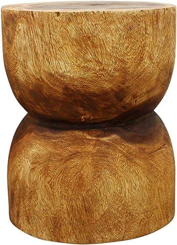 Haussmann Wood D Bell End Table 16 Review