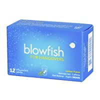 Blowfish for Hangovers - Best Hangover Remedy - FDA-Recognized Formulation - Scientifically...