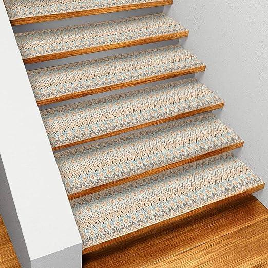 Estilo Escaleras Pisada Etiqueta Escaleras Escaleras Antideslizantes Pegatinas Para El Hogar Se Pueden Quitar 18 * 100 Cm: Amazon.es: Bricolaje y herramientas