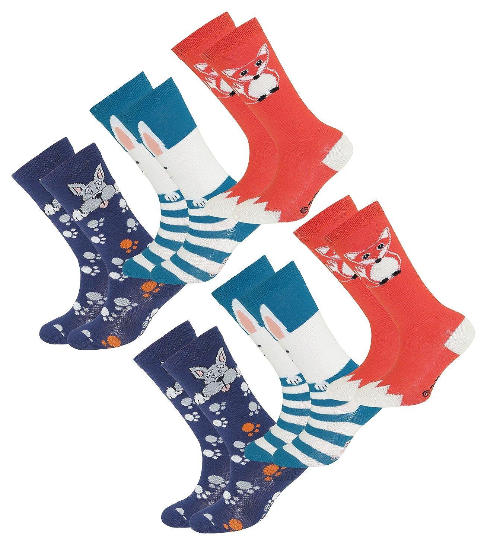 RIESE Strümpfe 3er Mädchen Socken 19-22 23-26 27-30 31-34 35-38 Söckchen NEU