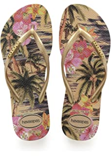 Havaianas Damen Slim Zehentrenner, Violett (Purple 9461), 37/38 EU