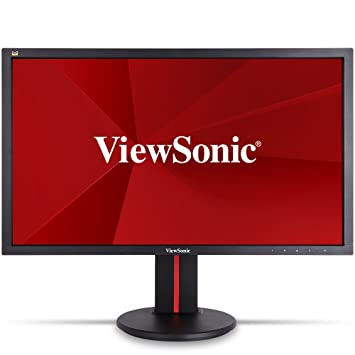 ViewSonic VG2401MH-2 24 inch Full HD 144Hz 1ms GTG Gaming Monitor (1920 x  1080, DVI/HDMI/DisplayPort, Low Input Lag Mode)