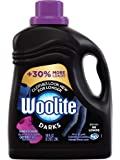 Woolite DARKS Liquid Laundry Detergent, 100 fl oz Bottle, With Color Renew, HE & Regular Washers