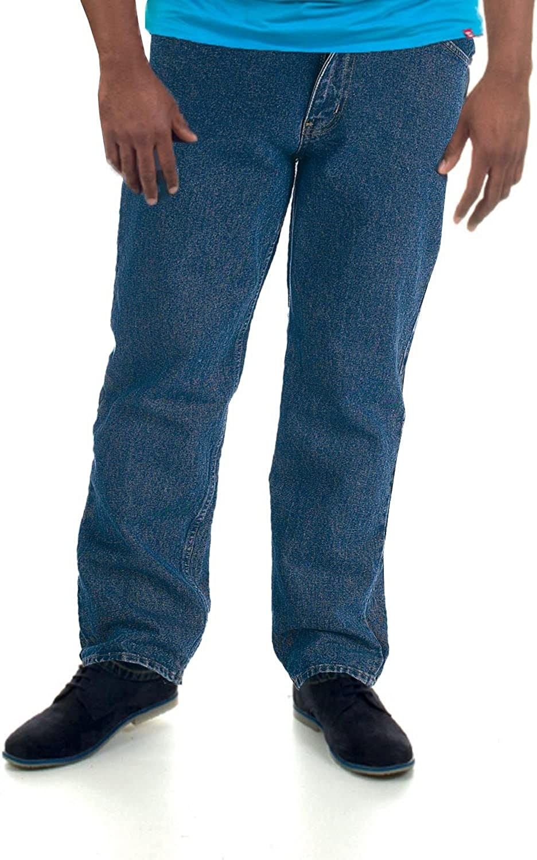 "Rockford Mens Comfort Fit Stretch Jeans Waist 30/"" CARLOS 60/"""