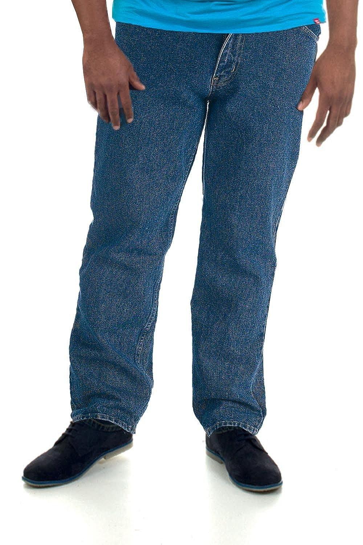 Rockford Jeans Mens Big /& Tall Denim Jeans Straight Fit Big Kingsize RJ910 48