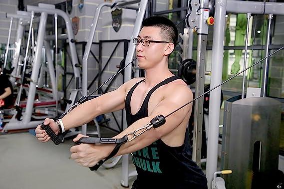Asas de repuesto para correa de ejercicios, resistencia a la ...