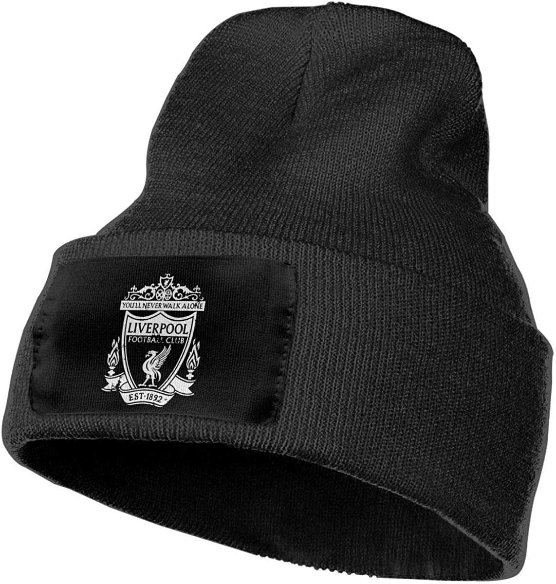 Men/Women Liverpool Football Outdoor Fashion Knit Beanies Hat Soft ...