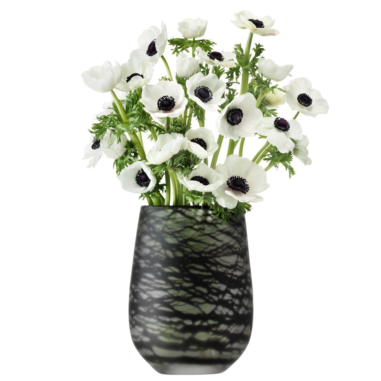 LSA (エルエスエー) G1057-23-254 SILK(シルク) フラワーベース (花器) ブラックライン 高さ23cm B00N18MHJUブラックライン 高さ23cm