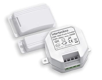 Intertechno IT-3000 - Control de salida de aire inalámbrico (3000 ...