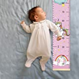 Sylfairy Growth Chart, Kids Wall Ruler Removable