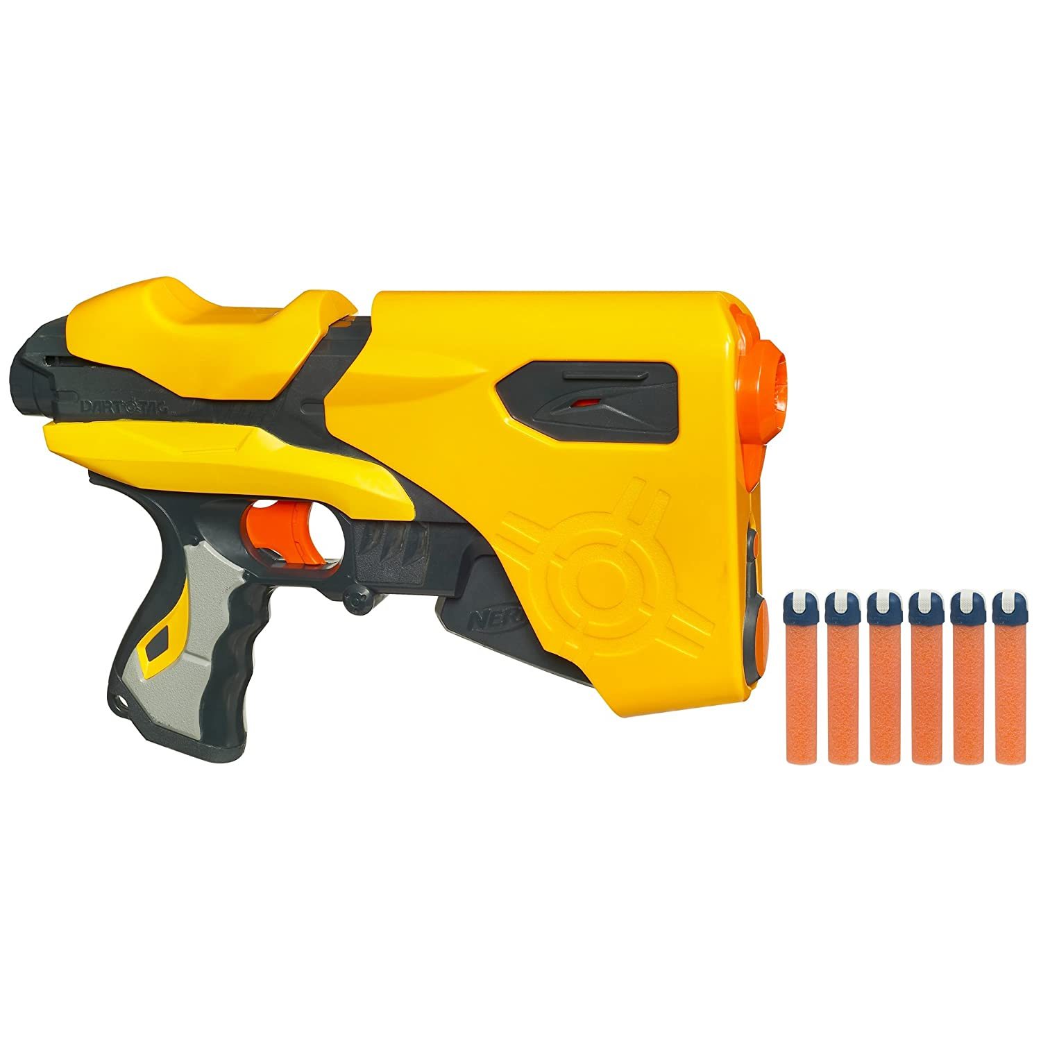 The Mother of 'Em All. So buy the Nerf gun ...