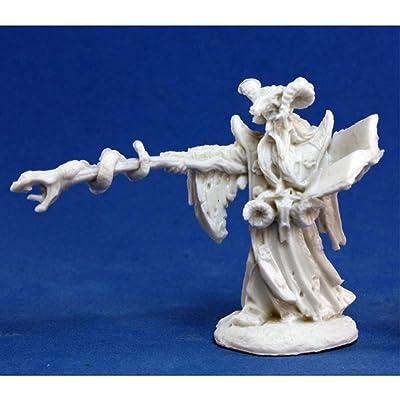Reaper Leisynn, Mercenary Mage (1) Miniature: Toys & Games