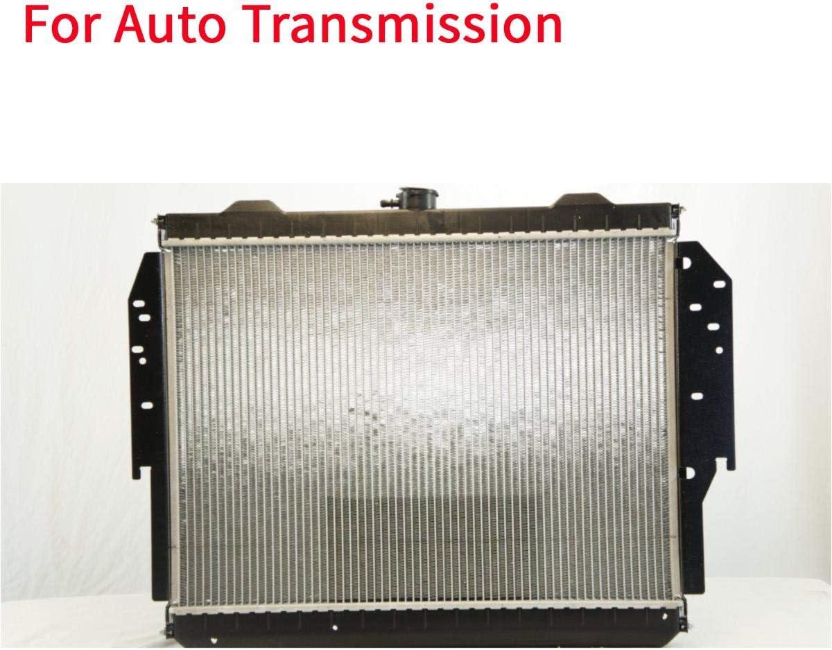 KLI959 Klimoto Radiator fits Dodge D /& W Series Ramcharger 5.2L 5.9L V8