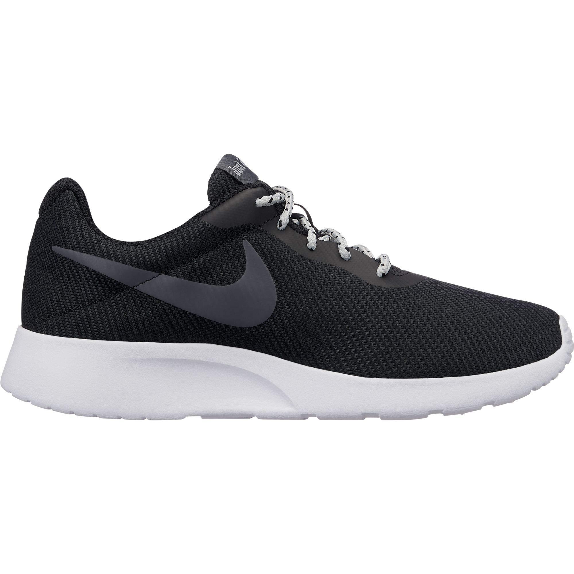 new style 09f2d 2ee29 Galleon - Nike Women s Tanjun SE Running Shoes, Black Dark Grey-Wolf Grey,  10