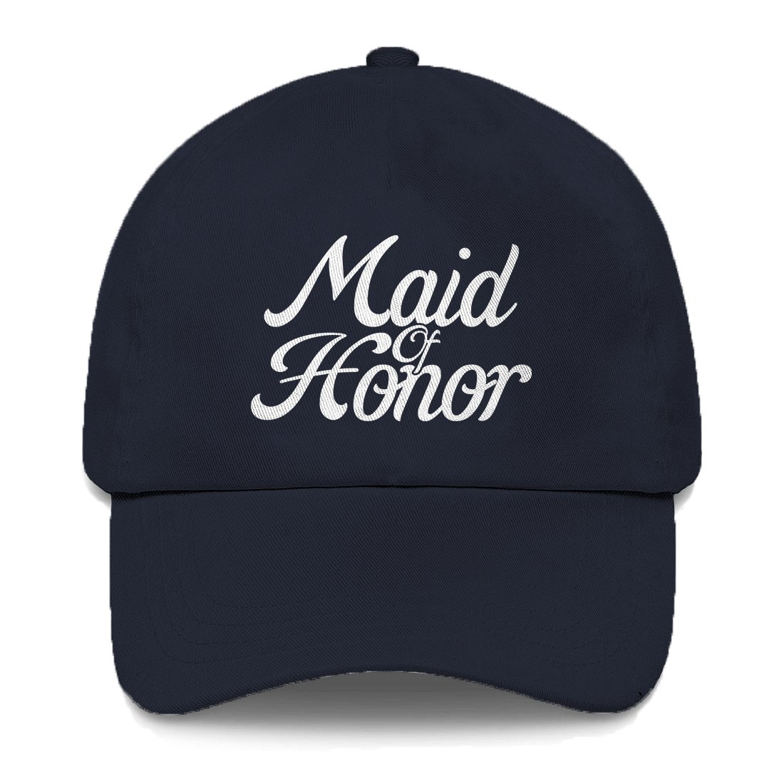 Tcombo Maid of Honor Dad Hat (Navy Blue)