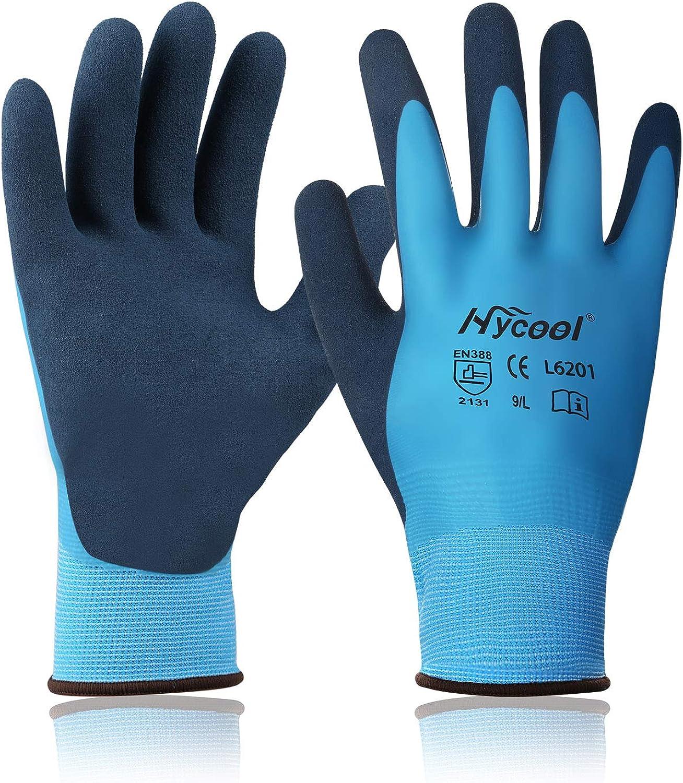 DS Safety Waterproof Work Gloves Hycool Grip Working Gloves