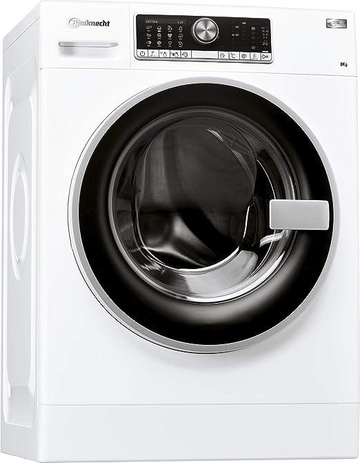 Bauknecht WM AutoDos 8 ZEN Waschmaschine Frontlader / A+++ -50% B/ 8 kg / 1400 UpM /AutoDose/ZEN Direktantrieb/leise mit 49 d
