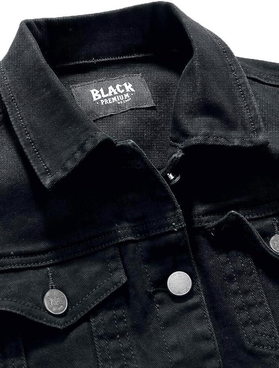 Black Premium by EMP Dont Stand So Close to Me Vest Black
