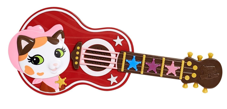Sheriff Callie Strum Und Star Gitarre Amazonde Spielzeug