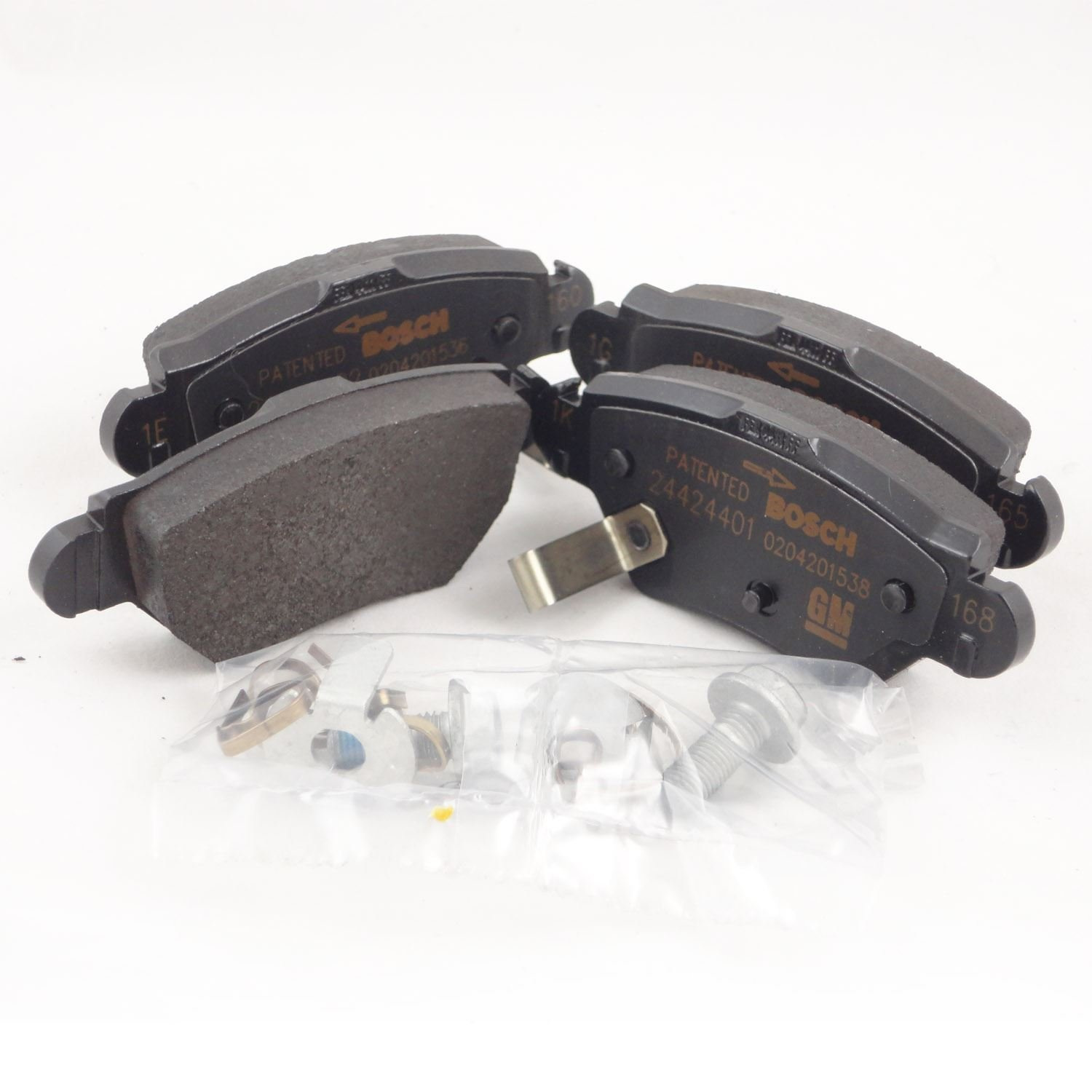 Rear Brake Pads For Vauxhall Astra Twintop 1.6 1.6i 16V