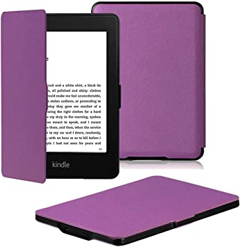 Kindle Paperwhite Leather Case Ink Fuchsia Will not fit All-new Paperwhite 10th generation fits all Paperwhite generations prior to 2018