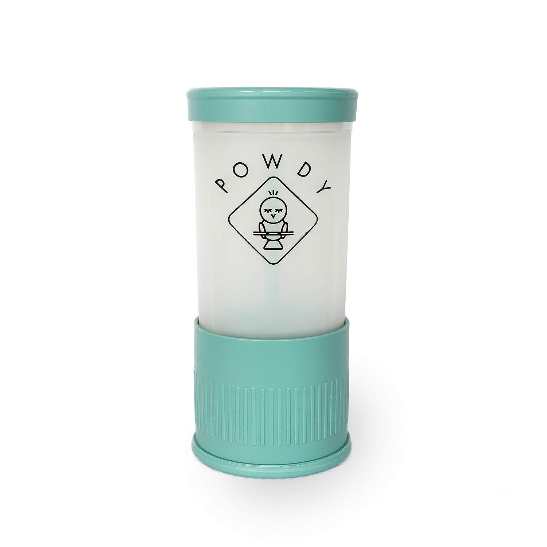 POWDY - Milchpulver-Portionierer - Mit einem Klick die richtige Portion - 1 Klick = 1 Messlö ffel - Sauberes und schnelles Einfü llen direkt in die Flasche