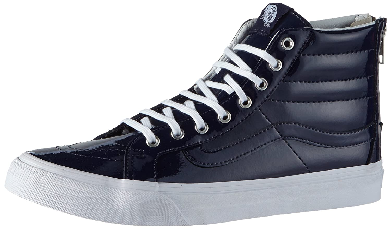 Vans Unisex Adults Sk8 Slim Zip Hi-Top Sneakers With Mastercard Cheap Price Sii7dKVN4
