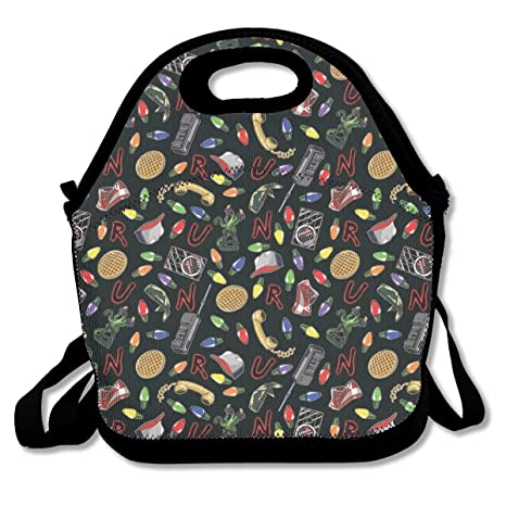 Amazon.com: Fiambrera para viaje, picnic, bolso de mano ...