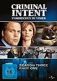 Criminal Intent - Verbrechen im Visier, Season Three, Part One [3 DVDs]