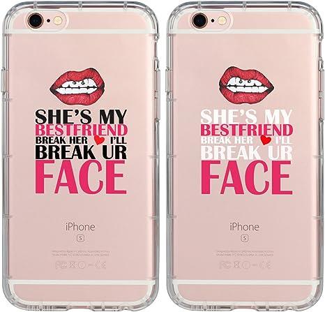 iPhone 6 Plus Case Funny