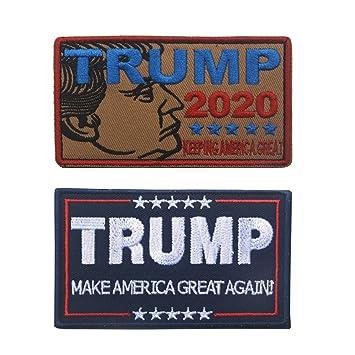 Trump 2020 Patch Sticker a8457978958