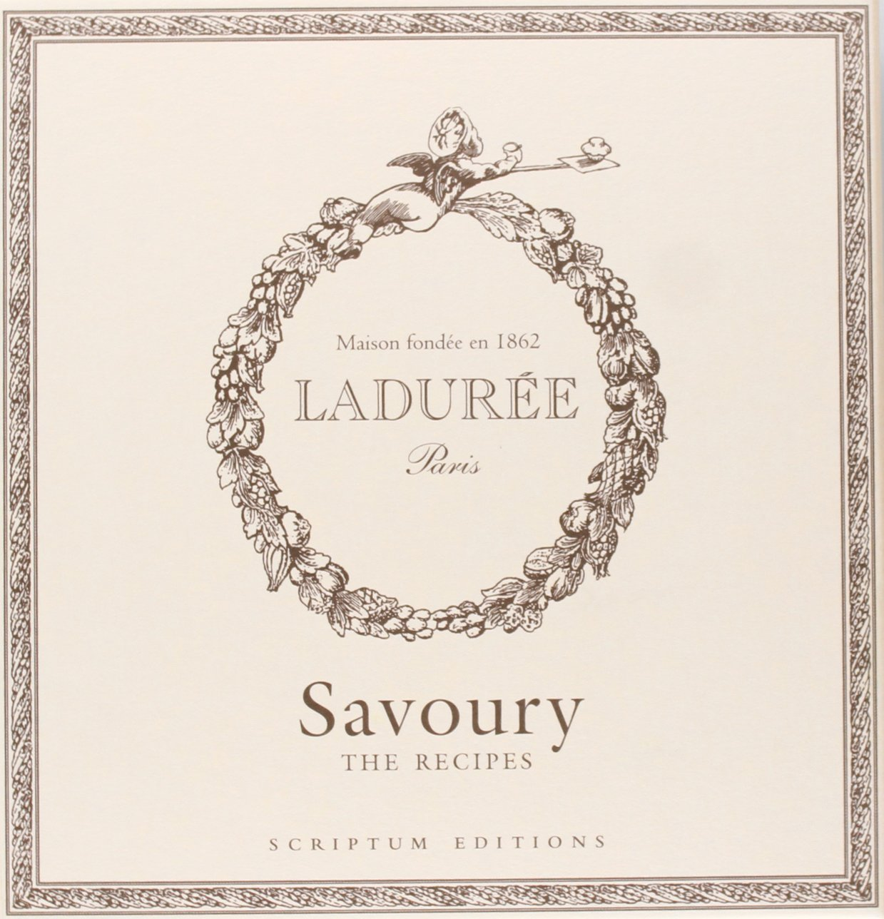 Savoury: The Recipes. by Michel Lerouet, Sophie Tramier ebook