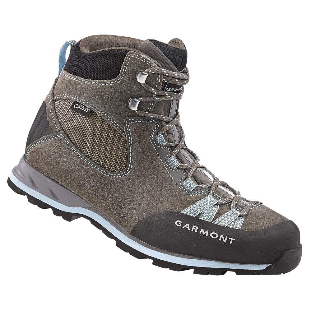 Garmont Mystic Ii GTX, Schuhe Warm Grau/Light Blau Sport- & Outdoorschuhe Trekking Gore-Tex Vibram
