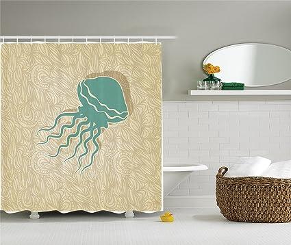 By 1//2 Yd,Madagascar on Yellow Tan Quilt Cotton David Textiles//Dreamworks N2511