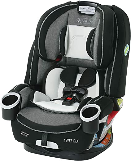 Graco 4Ever DLX 4 in 1 Car Seat | Infant to Toddler...