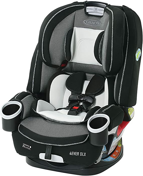 Graco 4Ever DLX 4 in 1 Car Seat | Infant to Toddler Car Seat