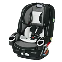 Graco 4Ever DLX 4 in 1 Car Seat, Infant to Toddler Car Seat, with 10 Years of Use, Fairmont